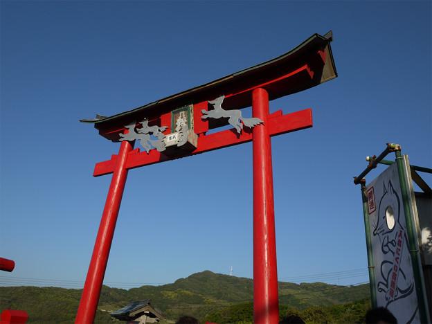 元乃隅稲成神社 (6)