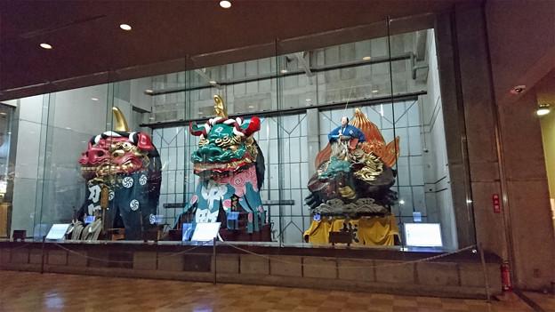 曳山展示場 (1)