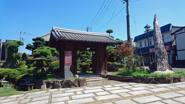 山鹿温泉 薬師堂 (1)