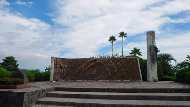 ザビエル上陸記念碑 (2)