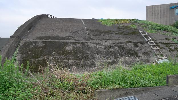 写真: 宮崎市本郷地区の掩体壕 3 (4)