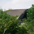 写真: 宮崎空港横の掩体壕 7号基 (4)