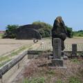Photos: 宮崎空港横の掩体壕 6号基 (10)