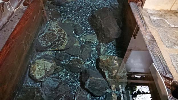 湯川内温泉 かじか荘 (14) 上の湯
