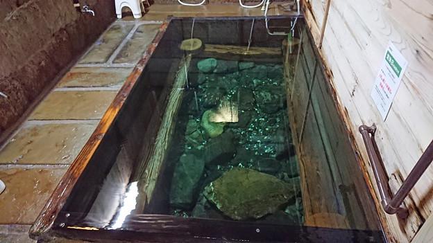 湯川内温泉 かじか荘 (22) 下の湯