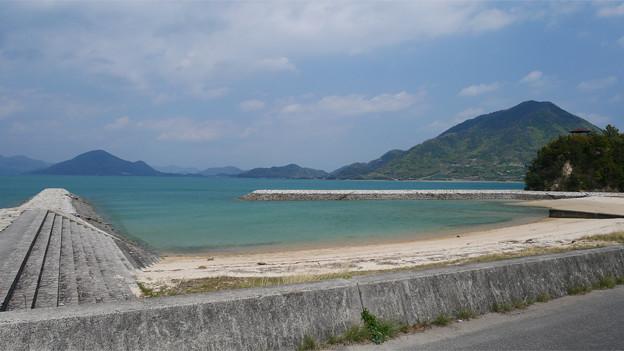 瀬戸内海の美しい海 大三島にて (4)