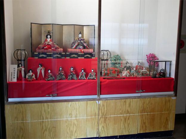 杵築城 (24) ひな人形