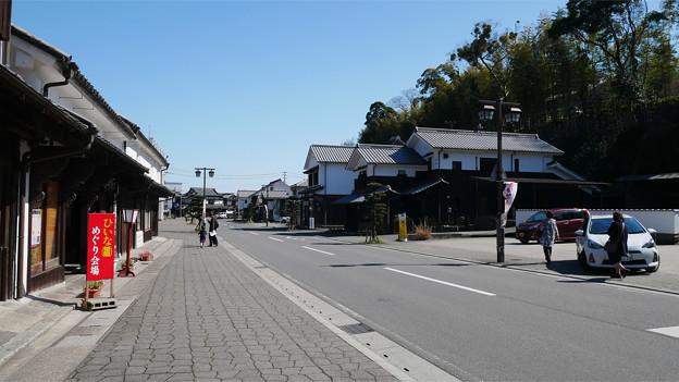 杵築城下町:商人の町 (1)