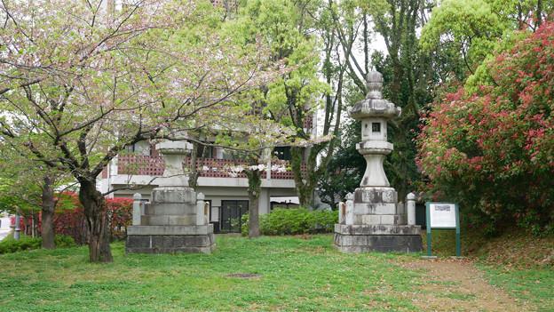 平和公園 (21) 聖徳寺灯籠