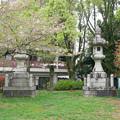 Photos: 平和公園 (21) 聖徳寺灯籠