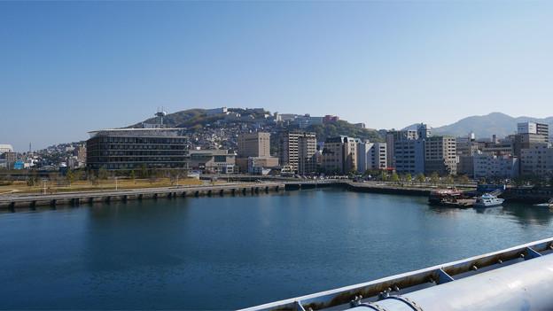 長崎港ターミナルから軍艦島クルーズ (1)