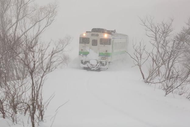 札沼線の冬_1
