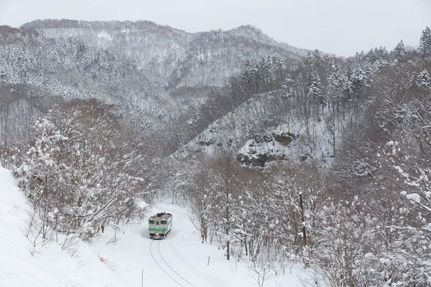 夕張支線最期の冬_2