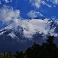 6月1日の富士山2合目より