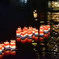灯篭流し(巴川)