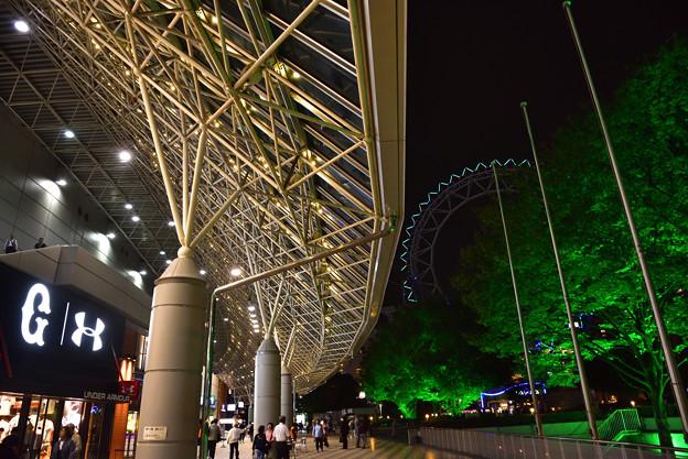 東京ドーム夜景Gマーク