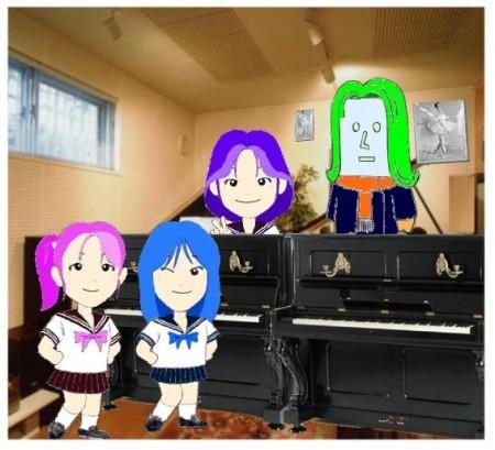 塩ひとつまみ音楽教室