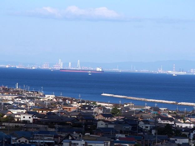 写真: uminomierukataokayamaryokuti10