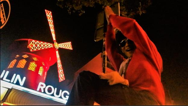Cosmopolitan Rocklyan at Moulin Rouge