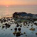 写真: 淺海(子瓜)岩