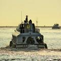 Photos: 淡水河渡輪