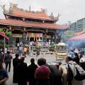 写真: 艋舺龍山寺