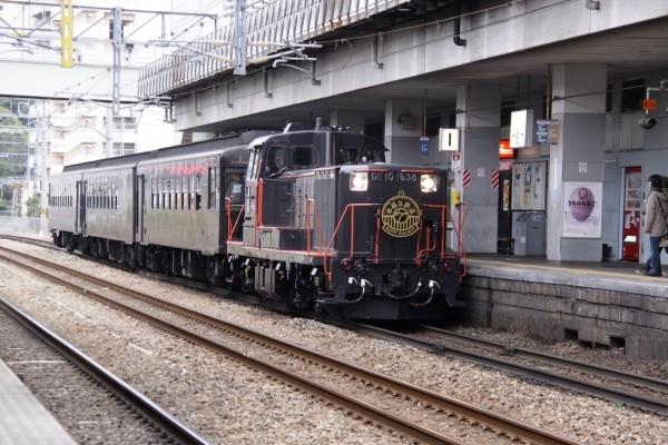 特別臨時列車2