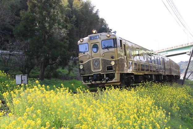 唐津線・或る列車