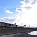 Photos: 日豊本線を走る、ななつぼしin九州