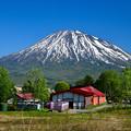 Photos: 北海道の富士。羊蹄山