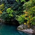 写真: 九頭竜湖-3