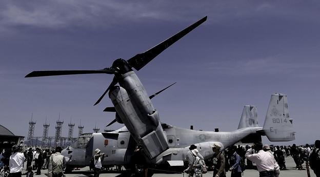 5)Bell Boeing V-22「 Osprey」