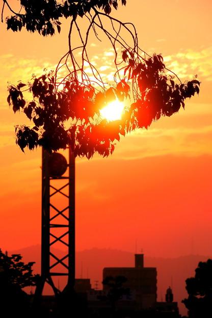 平和の時計塔