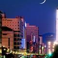 写真: Crescent Moon(三日月)