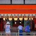 厳島神社御本殿(拝殿)