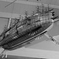 飛行船(ジブリ博覧会)