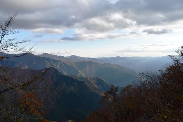 秋の山 1