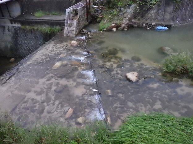 出会い橋取水堰板01