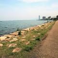 写真: びわ湖・浜大津 (3)