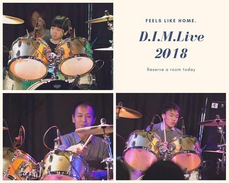 D.I.M.Live2018