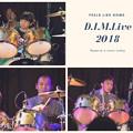 写真: D.I.M.Live2018