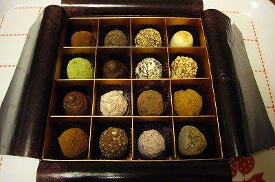 140512-6 ゴディバのトリュフチョコレート