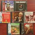 Photos: お気に入りの音楽CD~ショスタコーヴィチ交響曲第5番「革命」、他