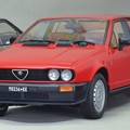 写真: AUTOart 1/18 Alfa Romeo Alfetta GTV 2.0 1980