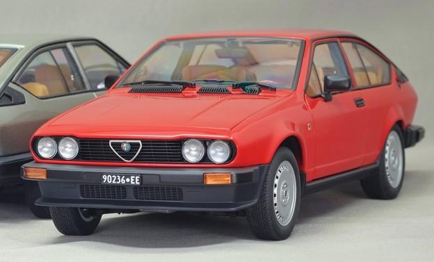 AUTOart 1/18 Alfa Romeo Alfetta GTV 2.0 1980
