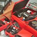 写真: AUTOart modelcar BMW M3 E30