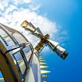 Photos: 風車の塔