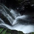 渓流の滝 (2)