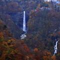 日光  華厳の滝と中禅寺湖