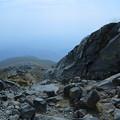 茶臼岳 大岩